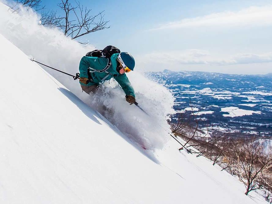 二世古滑雪