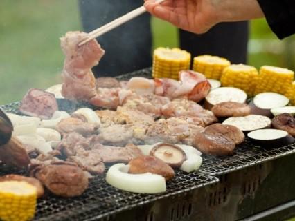 BBQ in Niseko