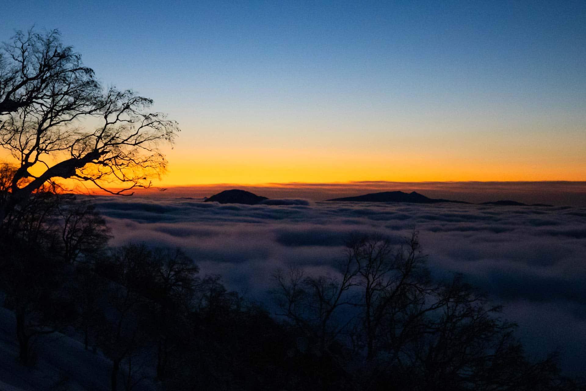 Sunrise Niseko