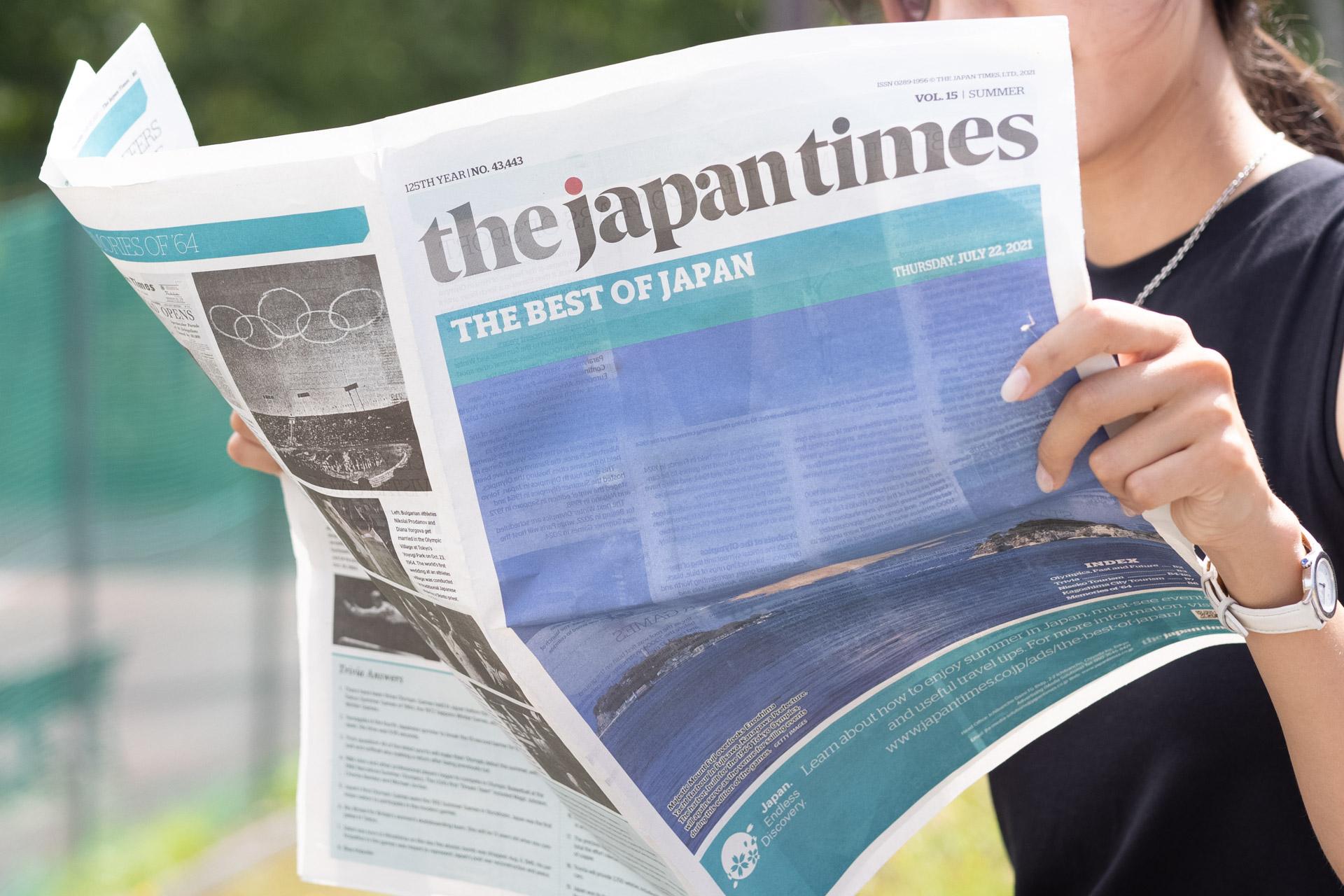 Niseko Featured in Japan Times