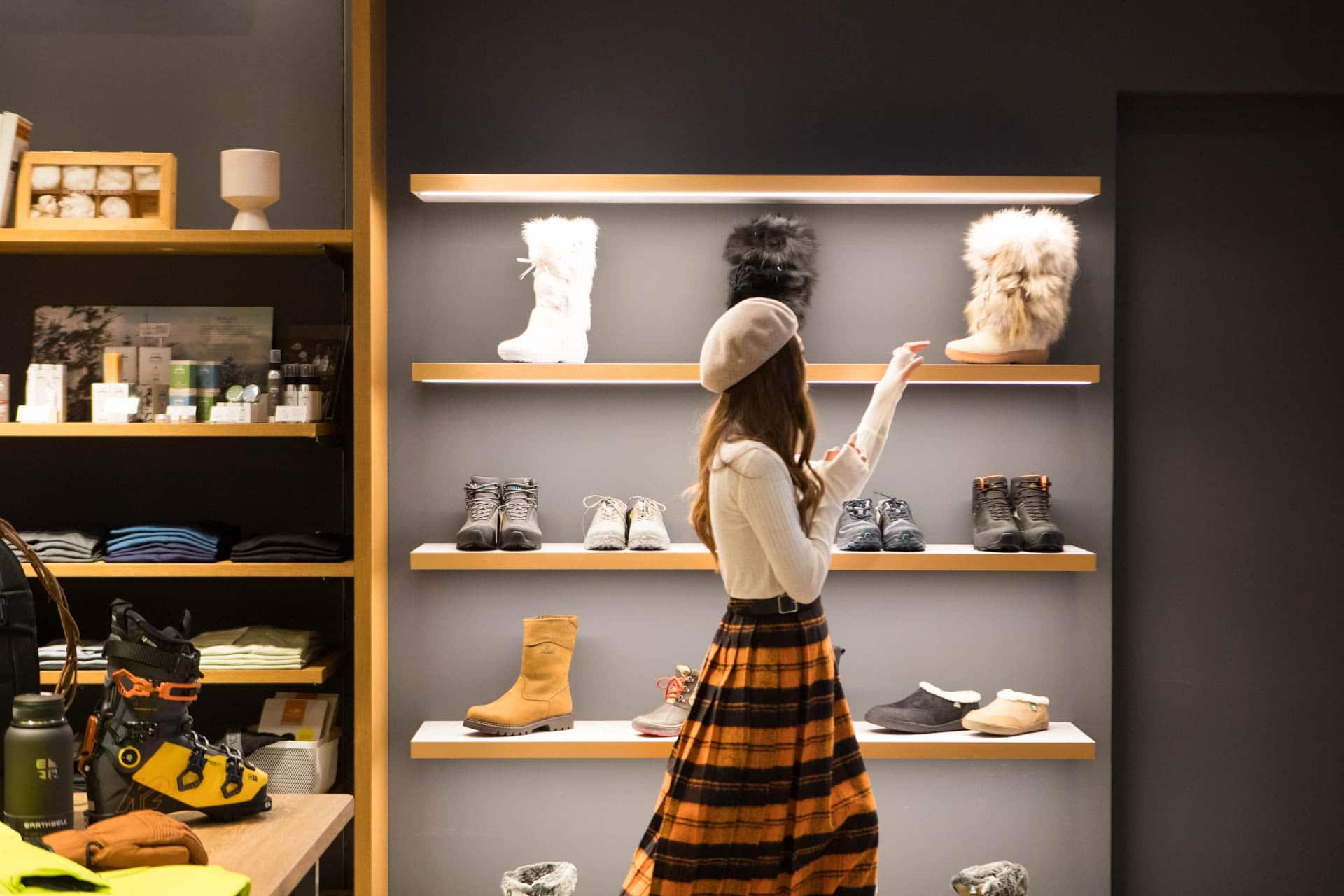 Niseko Shopping