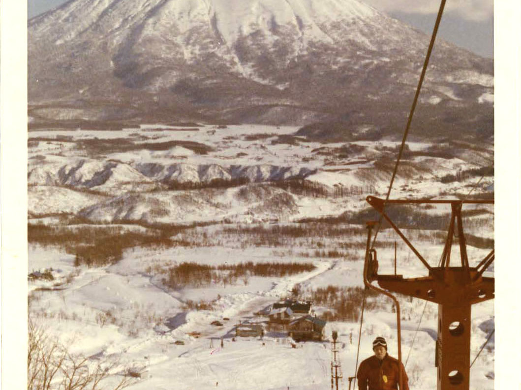 ニセコのスキーリフト