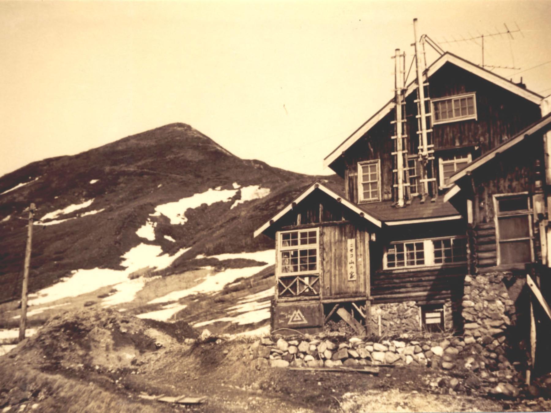 ニセコのスキーの歴史