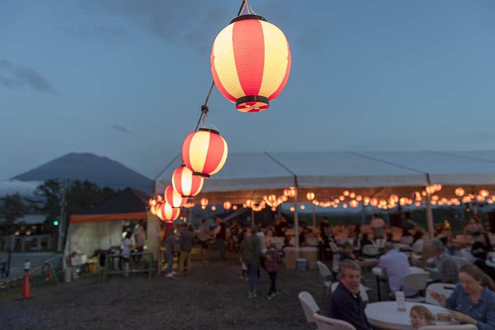 ニセコオータムフードフェスティバル