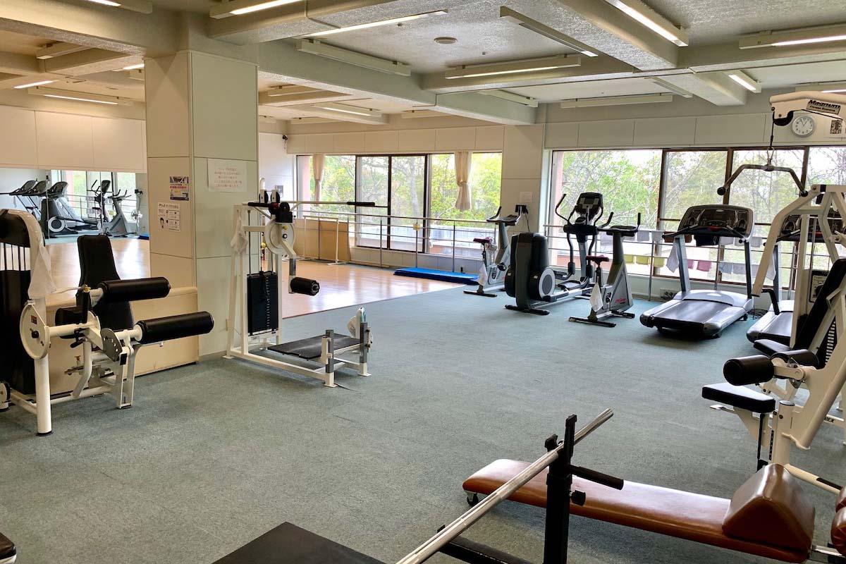 Kanronomori Gym