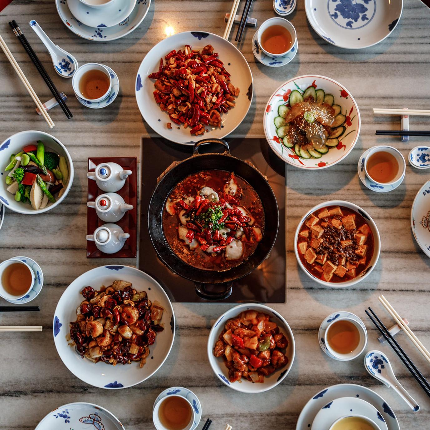 Park Hyatt China Kitchen