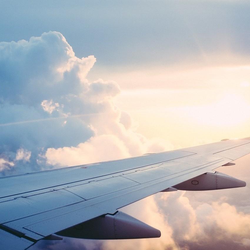 北海道までの飛行機